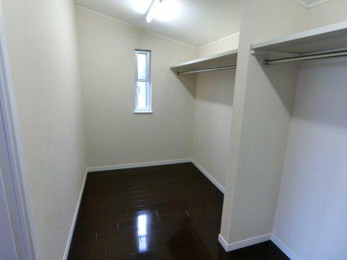 収納スペースも豊富に御座います。
