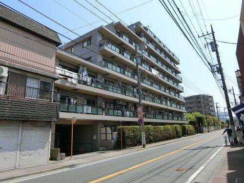 マイキャッスル新川崎312号室