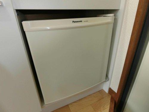 冷蔵庫新規交換済み!