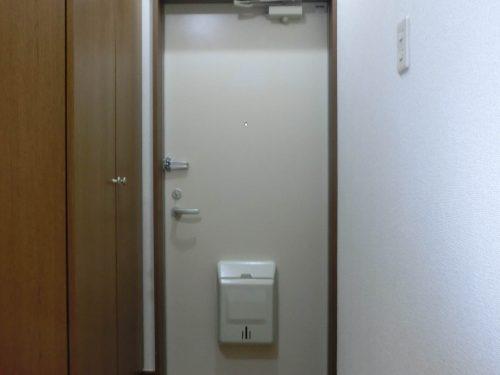 同タイプ(105号室)のお写真です。(玄関)